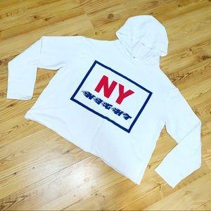 Zara crop top sweater NWT 🔥